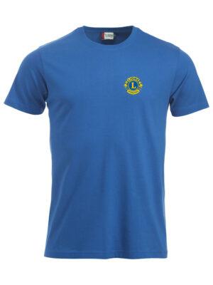 Lions miesten T-paita sininen